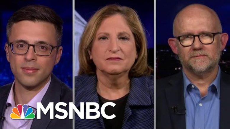 Rpt: Mitt Romney Sees Himself As Key Player In Impeachment Trial | The Last Word | MSNBC 1