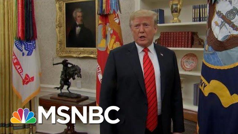 Trump On Ukraine Call: Rep. Schiff 'Made Up My Words,' Whistleblower Is 'Incorrect' | MSNBC 1