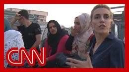 Fleeing civilians tell CNN they don't know where to go as Turkey attacks 8