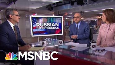Bipartisan Senators Push For Laws To Block Foreign Election Interference | Velshi & Ruhle | MSNBC 1