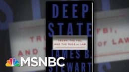 Trump Claims He's The FBI's Cheerleader Despite His War On Justice & Rule Of Law   Deadline   MSNBC 6