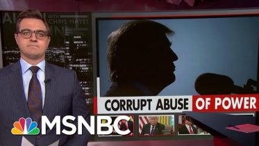 Chris Hayes: The Sheer Scope Of Trump's Corruption Keeps Unfolding | All In | MSNBC 6