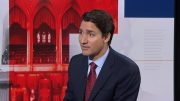Debrief at the Desk: Liberal Leader Justin Trudeau speaks to Lisa LaFlamme 3