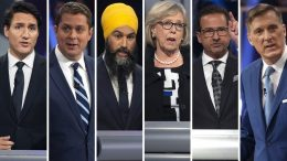 What's at stake for the leaders in tonight's debate? 6