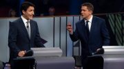 Here are some highlights from the French-language leaders' debate 2