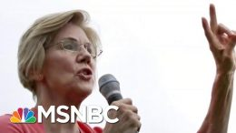 Bloomberg Op-Ed: Warren Would Be Better For Economy Than Trump | Velshi & Ruhle | MSNBC 1