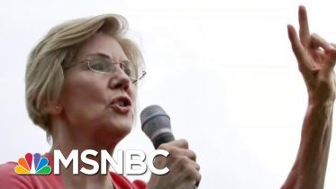 Bloomberg Op-Ed: Warren Would Be Better For Economy Than Trump | Velshi & Ruhle | MSNBC 6