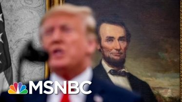Polls Show Support For Impeaching Trump Is Growing Rapidly   The 11th Hour   MSNBC 6