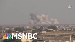 U.S. Troops Reportedly Devastated Over Syria Pullout | Velshi & Ruhle | MSNBC 5