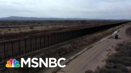 Court Rules Trump Violated Law With Emergency Proclamation To Build Border Wall | Katy Tur | MSNBC 8