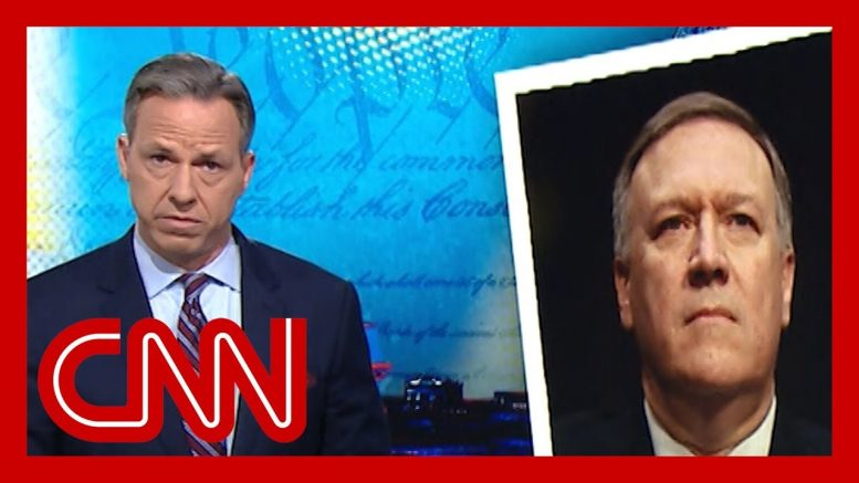 Jake Tapper compares Republicans' shifting views on oversight 1