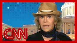 This is why Jane Fonda vows to get arrested every Friday 7