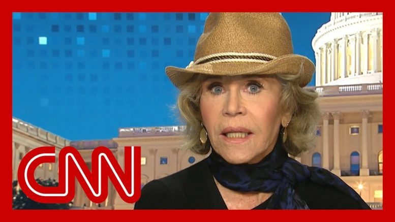 This is why Jane Fonda vows to get arrested every Friday 1