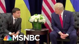 The Nixonian 'Smoking Gun' From Trump Impeachment Probe | The Beat With Ari Melber | MSNBC 2