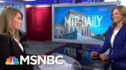 Rocah: Giuliani 'Is Hiding Behind This Veil Of Being The President's Lawyer' | MTP Daily | MSNBC 3