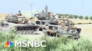 U.S. Allies In Syria Find Protection In The Arms Of An Enemy, U.S. Abandons Them | Deadline | MSNBC 5