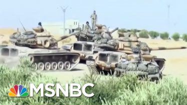 U.S. Allies In Syria Find Protection In The Arms Of An Enemy, U.S. Abandons Them | Deadline | MSNBC 6
