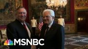 Pompeo Accuses House Democrats Of Trying 'To Intimidate' State Department   Hallie Jackson   MSNBC 2
