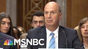 Giuliani Under Probe, Public Servants Defy President Trump - The Day That Was | MSNBC 2