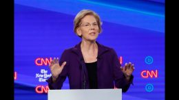 "Manchester: ""Elizabeth Warren had a target on her back"" at Democratic debate 5"