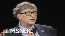 NYT: Bill Gates Repeatedly Met With Jeffrey Epstein | Velshi & Ruhle | MSNBC 1