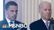 Biden Campaign: Hunter Biden 'Showed That He's Not Going To Be Bullied By' Trump | MTP Daily | MSNBC 5