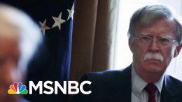 The Whistleblower Had Plenty Of Company In His Concern | Deadline | MSNBC 3