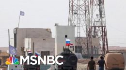 Russia Filling The Power Vacuum Left By The U.S. In Syria | Deadline | MSNBC 8