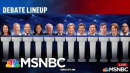 Obama Debate Coach: 2020 Dems Must Hammer President Donald Trump | The Beat With Ari Melber | MSNBC 4