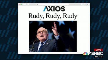 1 Big Thing: Rudy, Rudy, Rudy 1