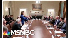 Rep. Adam Smith On Trump's Meeting Meltdown: 'Very Dismissive And Very Insulting' | All In | MSNBC 7