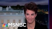 Maddow: Tanking Russia Economy Inspired Meddling In Trump Election | MSNBC 5