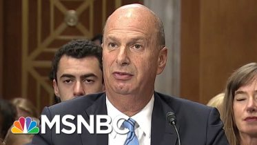Sondland Says He Doesn't Have To 'Salvage Anything' Before Testimony | Velshi & Ruhle | MSNBC 1