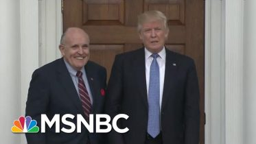 'Off The Rails' : Longtime Trump Lawyer Slams Giuliani On Ukraine And Criminal Exposure | MSNBC 5