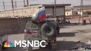 Trump Helps Putin Tick Through Russia's World Affairs Wish List | Rachel Maddow | MSNBC 5