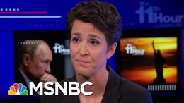 Maddow Explains Why Putin's Russia Hacked The 2016 Election | The 11th Hour | MSNBC 3