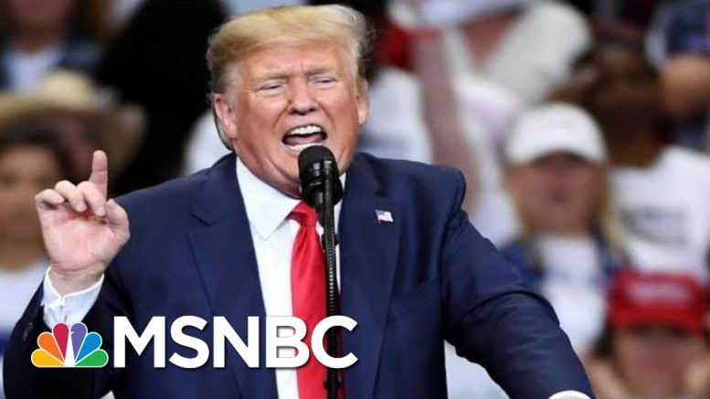Maddow On Trump White House: It Feels Like The Wheels Are Coming Off | The 11th Hour | MSNBC 1