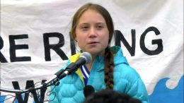 'We stand together': Greta Thunberg at climate rally in Edmonton 3