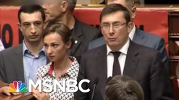 Conspiracy Theory At The Heart Of The Impeachment Inquiry   On Assignment with Richard Engel   MSNBC 5