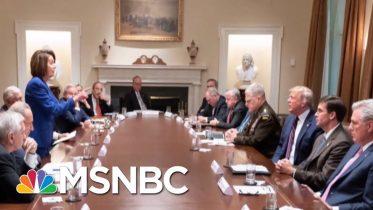 Revelations Show President Donald Trump At The Center Of The Ukraine Scandal | Deadline | MSNBC 6
