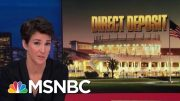 Trump Self-Dealing On G7 Summit Would Boost Failing Doral Resort | Rachel Maddow | MSNBC 4