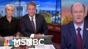 President Donald Trump Putting Troops At Greater Risk, Says Senator | Morning Joe | MSNBC 2