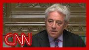 Speaker refuses vote on Boris Johnson's Brexit deal 5