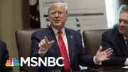 Trump Defends Decision To Pull Out Of Syria: 'Our Troops Are Coming Home' | MSNBC 3