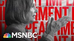 Watch: How Dems Are Building The Impeachment Case Against Trump | The Beat With Ari Melber | MSNBC 9