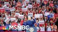 Does Trump Have A Path To Re-Election In 2020? | The 11th Hour | MSNBC 2