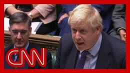 UK Parliament rejects Brexit timetable 2