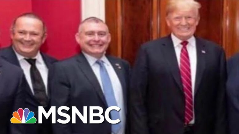 How Important Are Lev Parnas And Igor Fruman To Team Trump? | Velshi & Ruhle | MSNBC 1