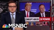 Chris Hayes: Secretary Pompeo Is Up To His Eyeballs In Trump Corruption   All In   MSNBC 2