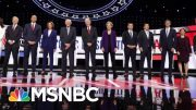 Democratic Donors Are 'Anxious' About Their Candidates | All In | MSNBC 4